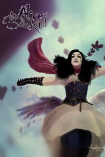 Alice in Badland (e-book)