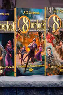 Combo Sherlock e os aventureiros