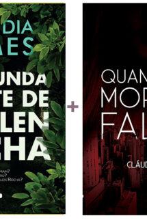 Combo Claudia Lemes – Pré-Venda